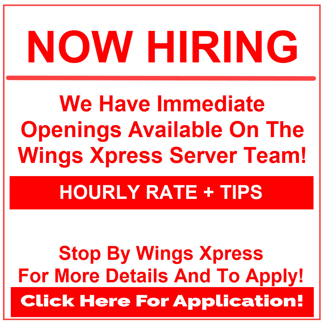 Wings Xpress Jobs | Wings Xpress Employment